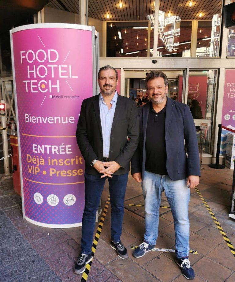 food hotel tech - anse technology