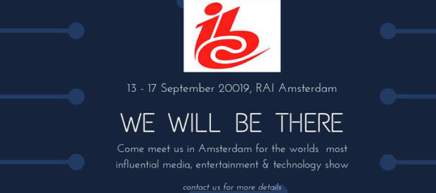 ibc amsterdam 2019 - anse technology